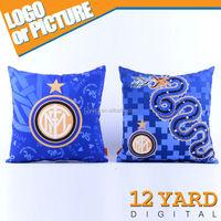 Best-selling Pillow case& 3d sublimation case& custom printed sport pillow