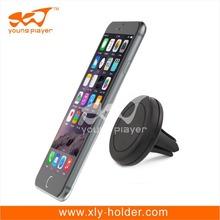 2016Universal magnetic Air Vent Car Holder Mount for iPhone Samsung GPS/car holder/car phone holder