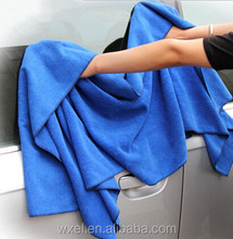 80polyester 20polyamide used car wash microfiber towel cleaning cloth wholesale