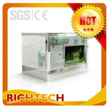 Best Price for 22'' Transparent LCD product display for advertising, product show