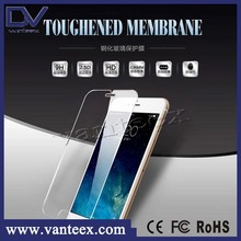 9H Hardness,2.5D Curved Edge,Ultra Clear for iPhone 6 or 6 plus screen protector