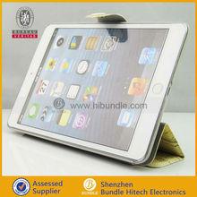 Hot For iPad Mini Case,custom for ipad mini leather case
