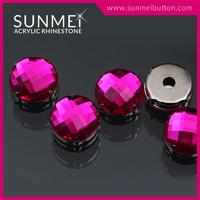 Plastic Stones Manufacturer Clawed Rhinestone Diamante Trim