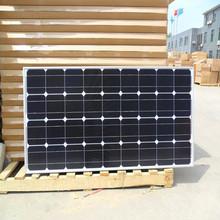 12/24v competitive price 100w 120w 200w 300w solar panel high quality