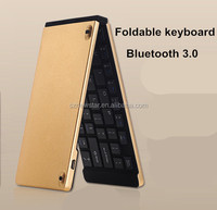 Foldable wholesale mini bluetooth keyboard sample order accepted