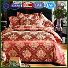 2014 European jacquard fabric bedding sets
