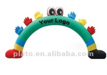 2012 promotional mini indoor lovely cartoon arch