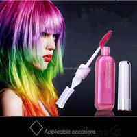 Wholesale Natural Temporary Hair Color Mascara The Black Magic Combs Hair Dye For Colorful Hair