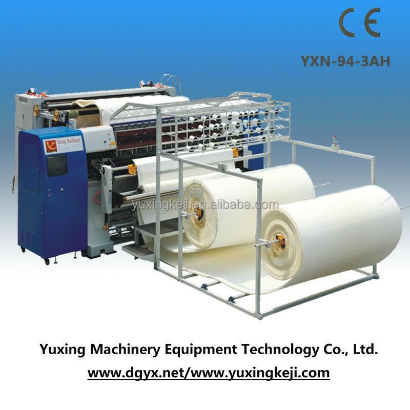 Yuxing YXN-94-3AH máquina / máquina de costura da cadeia de tecido quilting