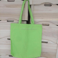 Factory price low MOQ green eco friendly recyclable shopping cotton bag colorful lightweight canvas wholesale tote bags