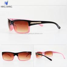 New Products On China Market Unisex Promotion Fashion Myopia Sunglasses Clear Lens Sunglasses