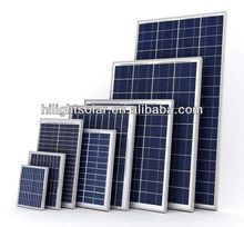 competitive prices poly 75w pv solar panels with CEC,TUV,IEC,CE,INMETRO
