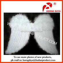 Feather Human White Angel Wings K2631