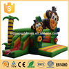 2015 New Design Monkey Commercial Popular 1000ft slip n slide inflatable flying fish toy