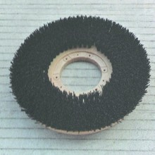 Hot sale diamond abrasive wire grit rotary brushes ,disc floor striping polishing brushes