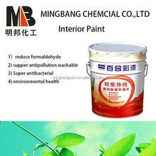 Washable acrylic interior latex wall paint