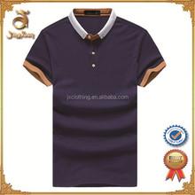 Hot Sale Fashionable Custom New Design Polo T Shirt Factory
