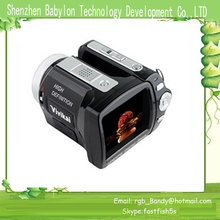 Wholesale 72X Zoom Digital Video Camcorder with Optical Zoom lens,good quality telescope digital video recorder/DV
