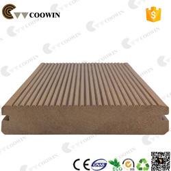 Waterproof wpc composite floor plastic wooden