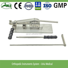 Desk rod cutter orthopedic instrument