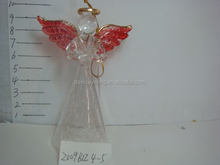 Wholesale stained angel ornaments patterns for holiday decorations