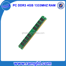 Branded export surplus ETT chips 1333mhz ram 4gb ddr3 memory