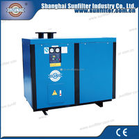 Compressed Air Dryer (air cooled) biogas booster compressor