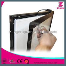 de tipo abierto magnética caja de luz slim fabricante y proveedor