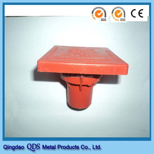 OSHA Plastic Safety Rebar Caps for Fits rebar #3~#8, and #9~over