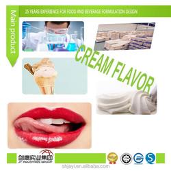 FOOD ADDITIVES/FLAVOR/ESSENCE/flavor enhance/CREAM FLAVOR