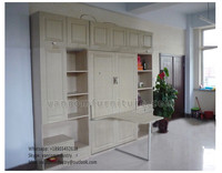 College Dormitories contemporary murphy bed adjustable twin full queen king size with cabinet vanrom furniture