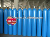 Promotional 43 Liter HP Seamless Steel Oxygen Cylinders,Promotional HP Steel Oxygen Bottles,Oxygen Gas Bottles