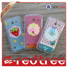 pretty fancy accessories for tpu mobile cover for iphone 6 6plus