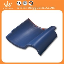Blue Clay matt finish roofing tile