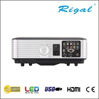 multimedia projector cheap projector led projector support 1080P for Home Use Eaducation Meeting Tablet PC