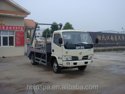 Dongfeng DFAC 4000L arm roll garbage truck for sale