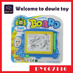 Baby drawing games table top drawing board toddlers magnetic tablet for children