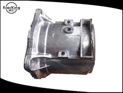 adc12 precision cast alloy aluminum custom die casting shell