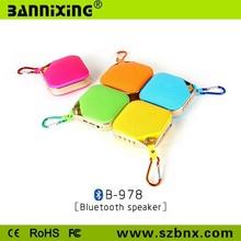 Hands free speaker B-978 ourdoor mini speaker bluetooth