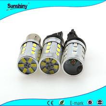 High Power LED Light 12v 18w 5500k 3157 24smd 5630 Car LED Brake Light Flasher