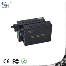 Competitive price professional 20km ethernet 100base-t media converter