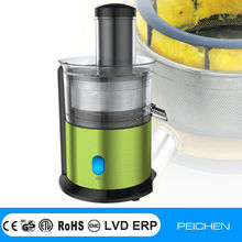 Hot selling latest slow juicer with CE/GS/CB/LFGB/RoHs
