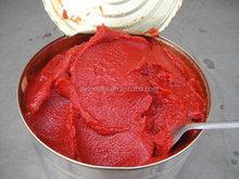 Pâte de tomate en conserve de ketchup marque de ketchup marque