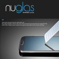 NUGLAS excellent quality top sell japan screen protector for Samsung s4