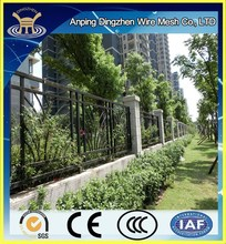 High Quality Wrought Iron Fence Accessories / Wrought Iron Fence Parts For Sale
