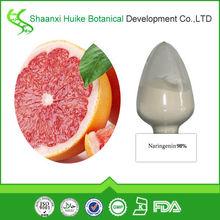 100% natural Grapefruit seed extract Naringin powder .98% Naringin