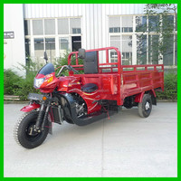 Three-Wheel Motorcycle 200CC Cargo Tricycle