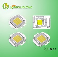 Good performance for led down light high power integrated led chip 100w