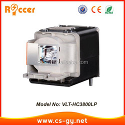 professional alibaba china high quality 230 Watts VLT-HC3800LP Projector Lamp for MITSUBISHI - HC3200/HC3800/HC3900/HC4000