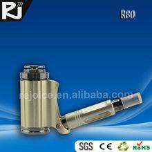 king one e shisha electronic cigarette wholesale R80 hammer clone mechanical mod with ego ce4